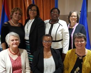 Working with nursing leaders in Belize